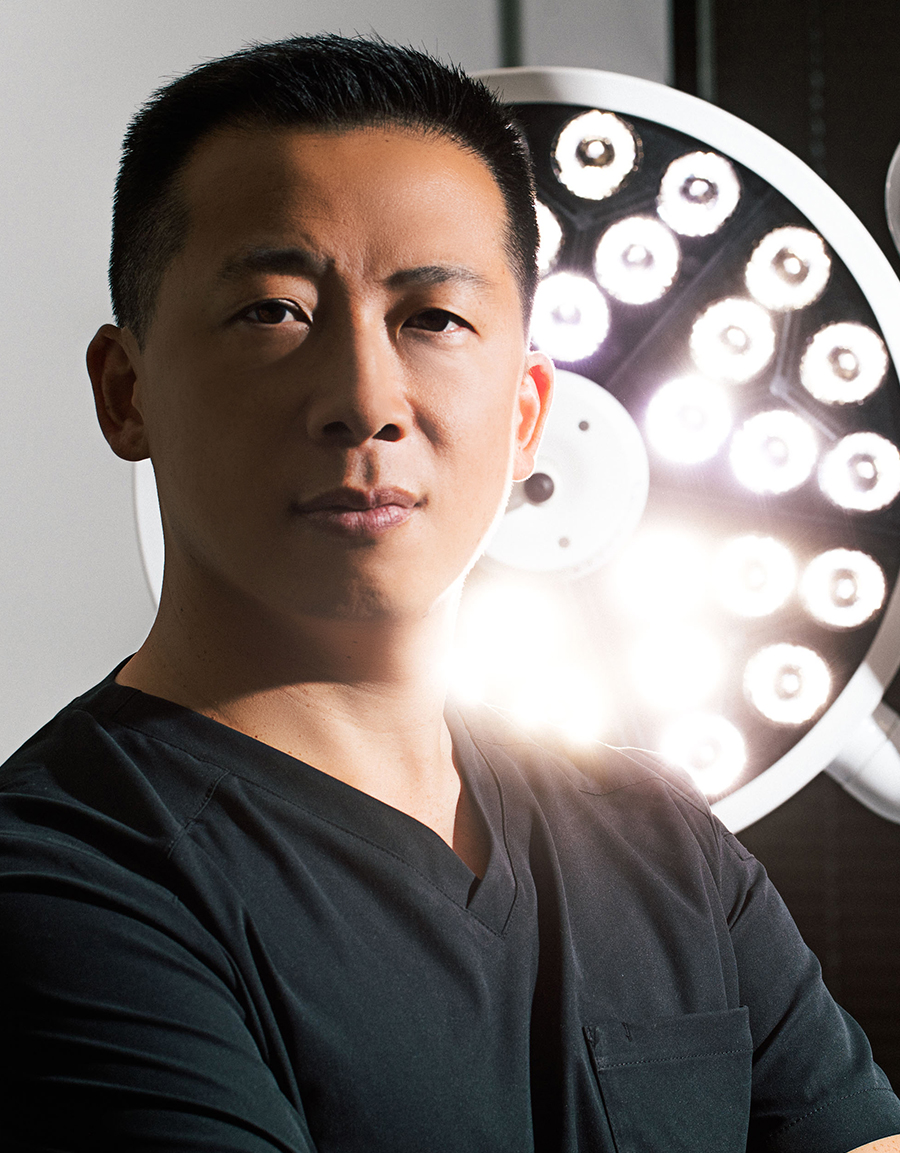 Washington DC Plastic Surgeon - Dr. Christopher Chang